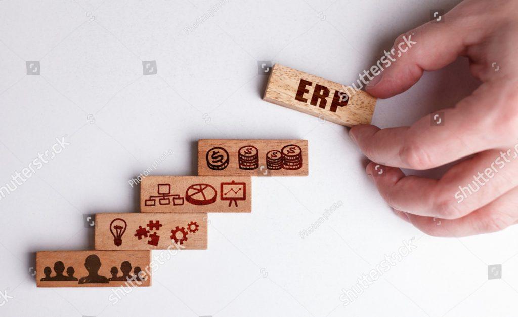Giải pháp phần mềm ERP
