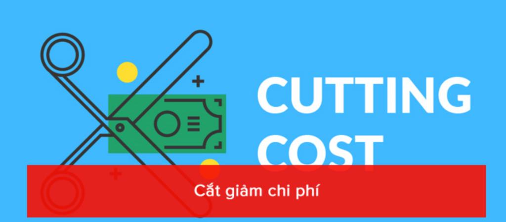 Cắt giảm chi phí